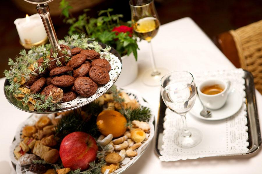 Perfekte Weihnachtskekse.Weihnachtsfeiern Und Firmenfeiern In Bad Kleinkirchheim In Kärnten