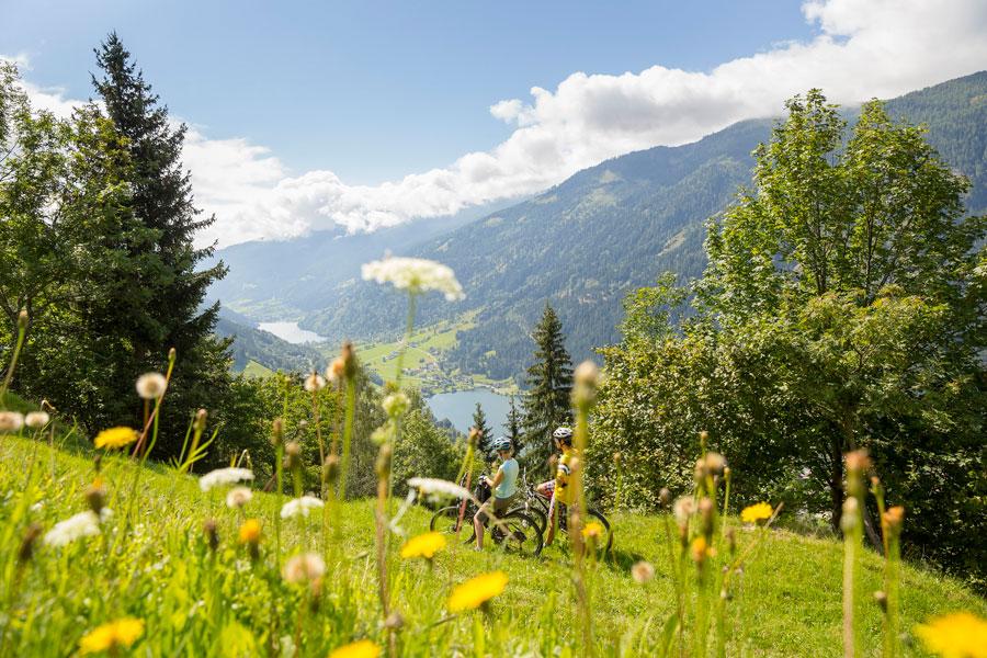 beste singletrails tirol Mountainbike-urlaub 2016: die schönsten regionen in österreich, italien und der schweiz für urlaub mit dem mtb im mountainbike holidays katalog geprüfte mount.
